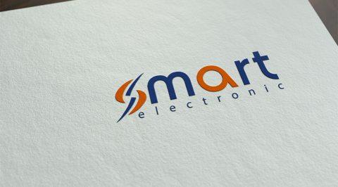 Logo Design Smart Electronic