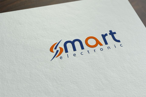 Logo Design Smart Electronic