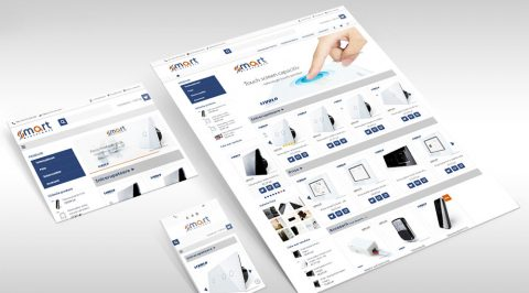 Web Design Smart Electronic